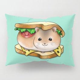 HamHam Sandwich Pillow Sham