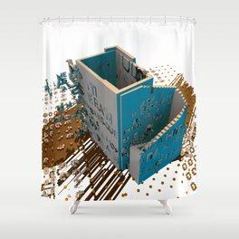 margherita 01 04 Shower Curtain