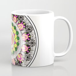 Mandala 02 Coffee Mug