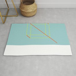 Two Squares Rug