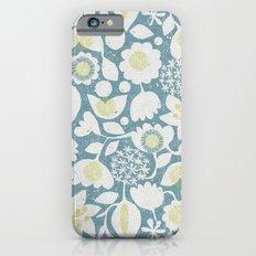Flower Garden Slim Case iPhone 6s
