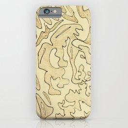 Primal Urge iPhone Case