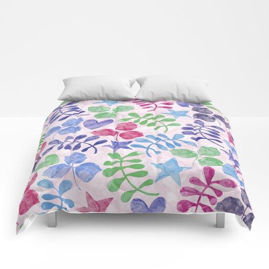 Lovely Pattern II Comforters