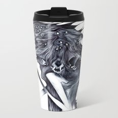 A Forest's Darkness Metal Travel Mug