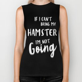Hamster-tshirt,-my-Hamster Biker Tank
