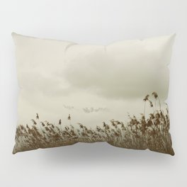 Windy Reeds Pillow Sham