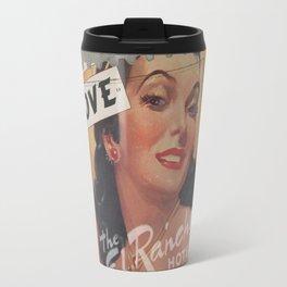 El Coro Rancho Amor Travel Mug