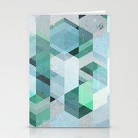 nordic Stationery Cards featuring Nordic Combination 22 by Mareike Böhmer