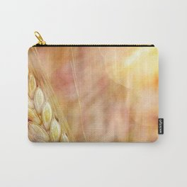 summer heat wheat Carry-All Pouch