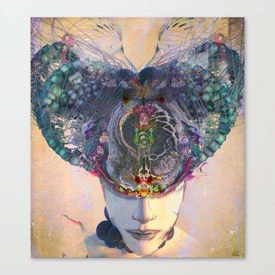 Vajra Mind Canvas Print