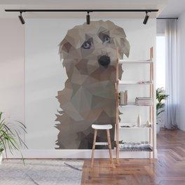 Hobo Teddy Bear Wall Mural
