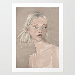 Brienne Art Print