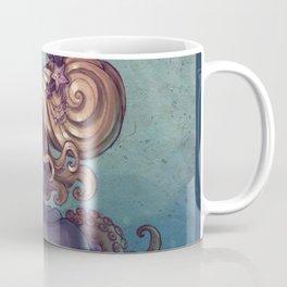 Lady Octotea Coffee Mug