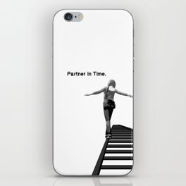 Partner in Time Tracks, Max Caulfield Matching Set iPhone Skin
