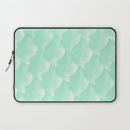 Mint Scallop Laptop Sleeve