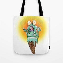 Why- Scream Tote Bag