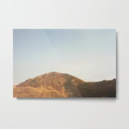 Unfiltered Sun Metal Print