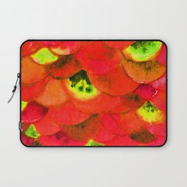 Red fish Laptop Sleeve
