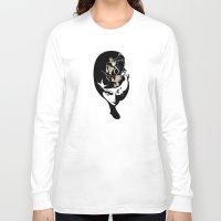 elsa Long Sleeve T-shirts featuring Elsa by UrbanGemini