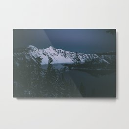 Crater Lake III Metal Print