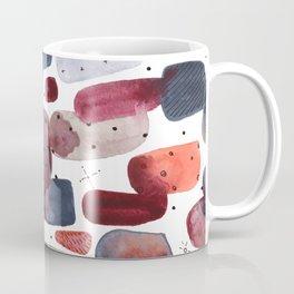 Abstract Bubbles Coffee Mug