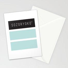 Sozoryoko Original Branding - Local Vancouver Brand Stationery Cards