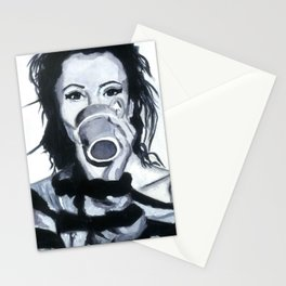 A language in itself Stationery Cards