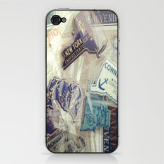 I've Been There iPhone & iPod Skin
