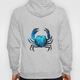Cerulean blue Crustacean Hoody