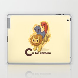 C is for Chimera Laptop & iPad Skin