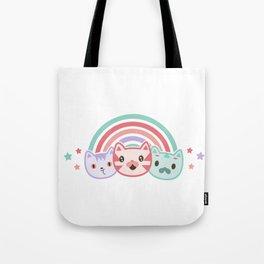 Cute cats Tote Bag