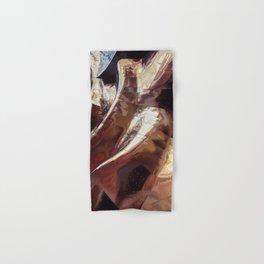 Sheet Metal In Space Hand & Bath Towel