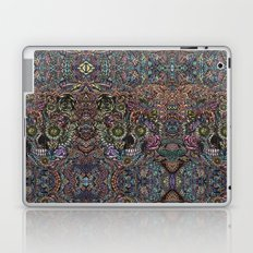 Sensory Overload Skull in Pastels Laptop & iPad Skin