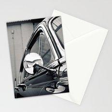 Nostalgic mirror Stationery Cards