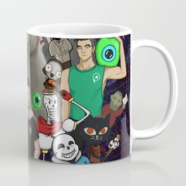Super Duper Awesome JackSepticEye Poster Coffee Mug