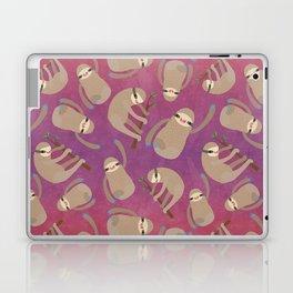 Happy Little Sloths Laptop & iPad Skin
