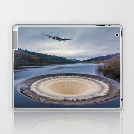 Dam Runner Laptop & iPad Skin