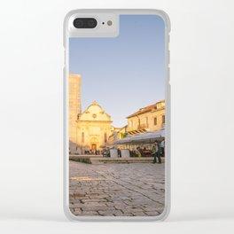 Hvar 1.4 Clear iPhone Case