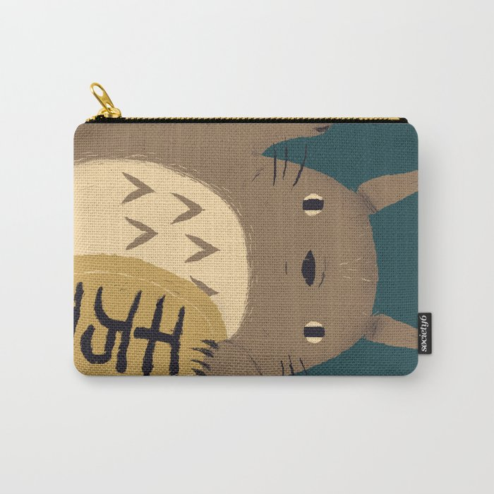 lucky forest spirit Carry-All Pouch