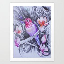 decorativ Art Print