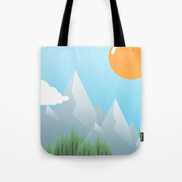 Eat the World Tote Bag