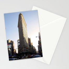 Flatiron Building - New York Stationery Cards