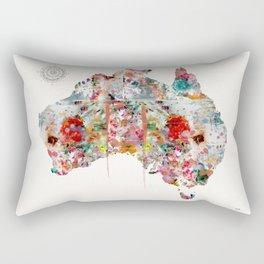 Australia Rectangular Pillow