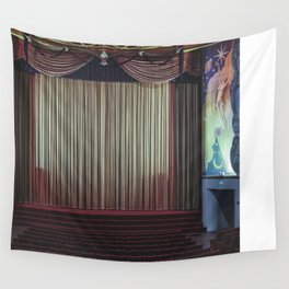 Orinda Theatre Wall Tapestry