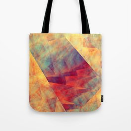 Chambered Stairs Tote Bag