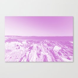 Vanishing Canvas Print