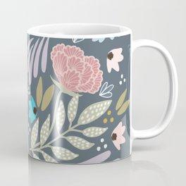 Scandinavian Florals Coffee Mug