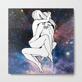 Be my moon Metal Print