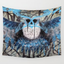 Owl Wall Tapestry