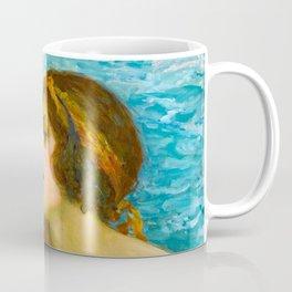 A Little Sea Maiden - William Henry Margetston Coffee Mug